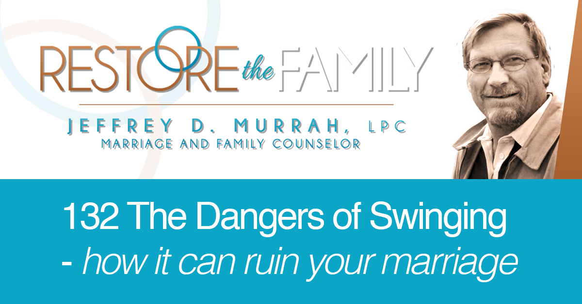 does swinging ruin marriages